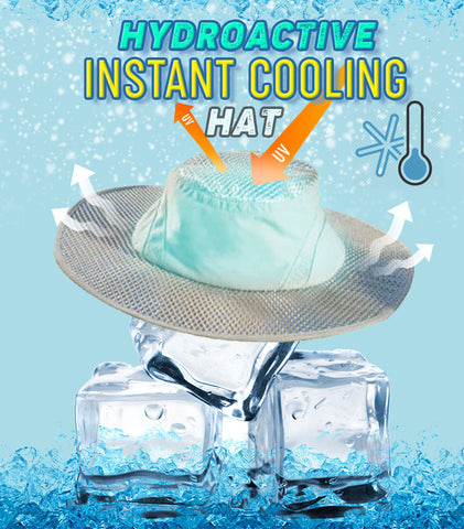 Hydro Instant Cooling Hat