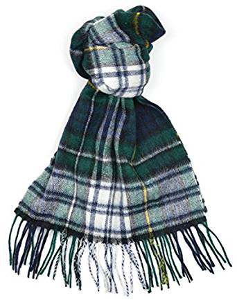 PK-Lambswool Scarf (2020) - Campbell Dress