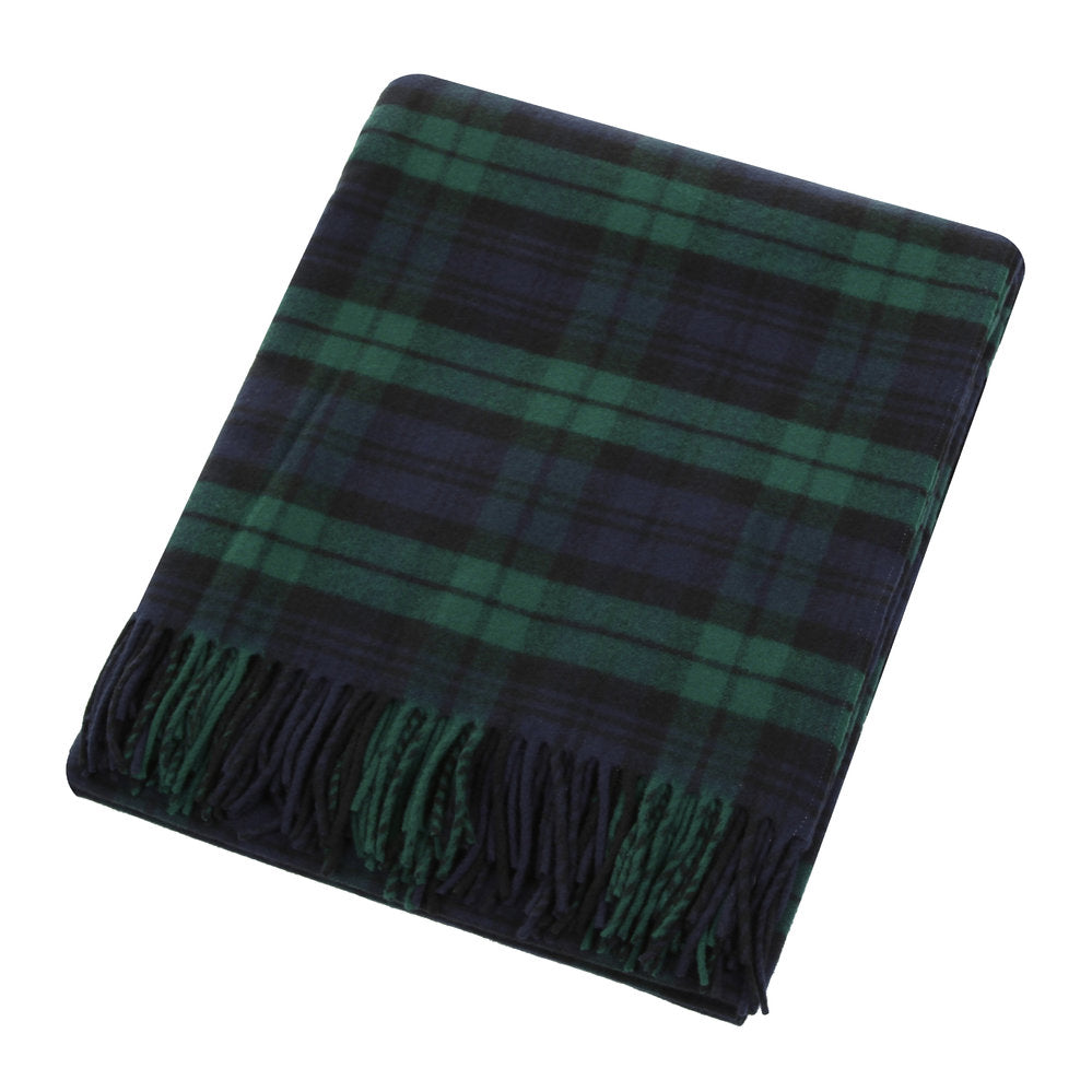 Deluxe Blanket - Black Watch