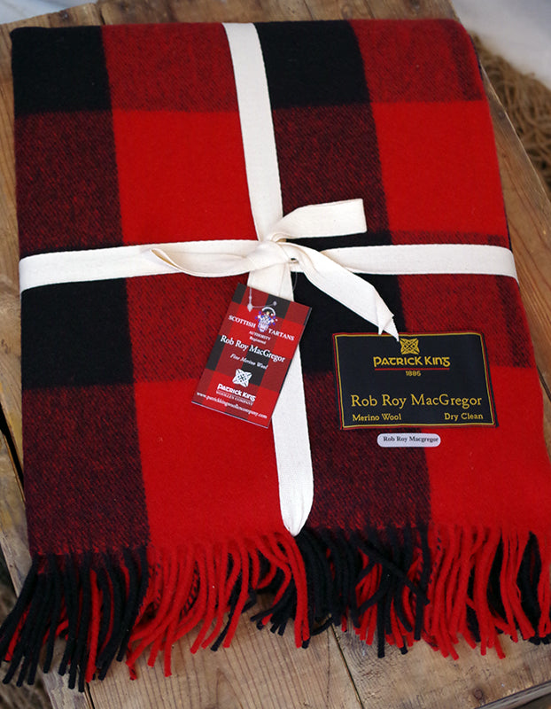 Deluxe Blanket - Rob Roy