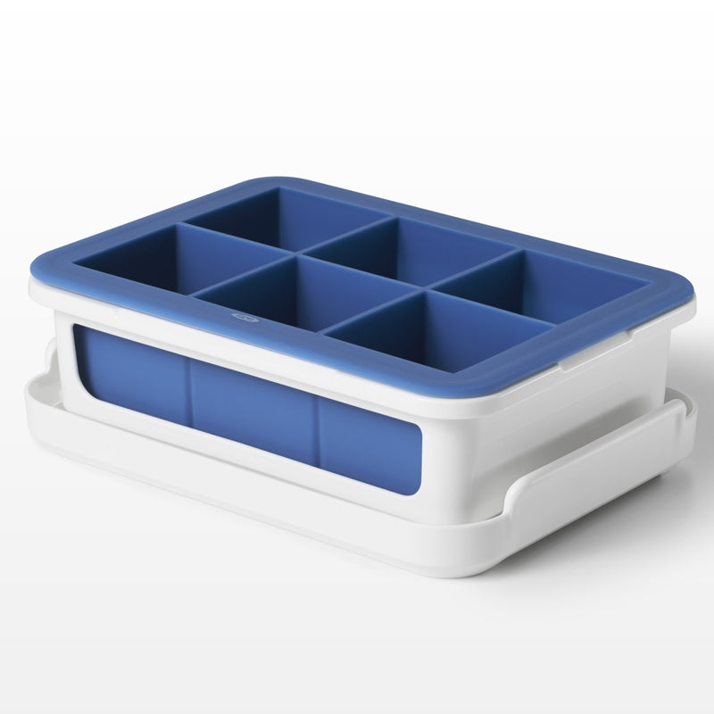 OXO Large Ice Cube Tray with Cover