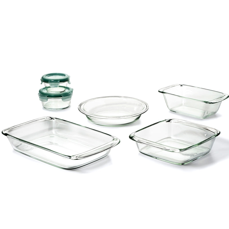 OXO Glass Bake Serve & Store Set