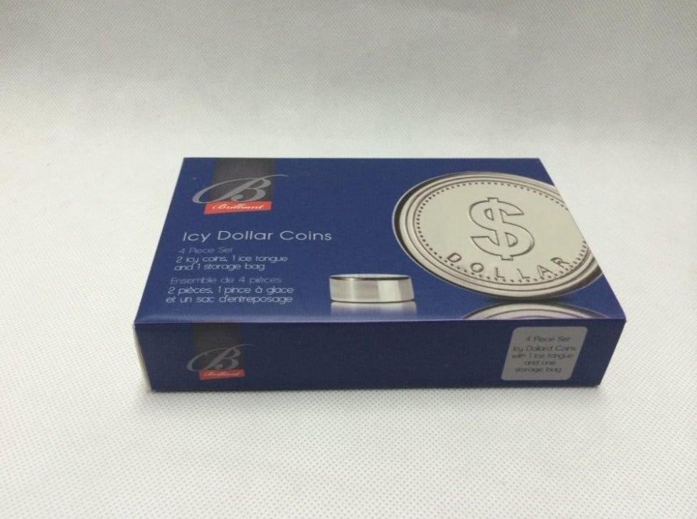 Icy Dollar Coin Set