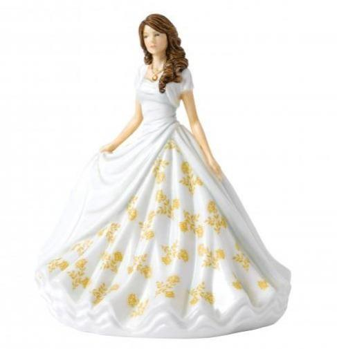 Royal Doulton Figurine Birthstone November $99.00