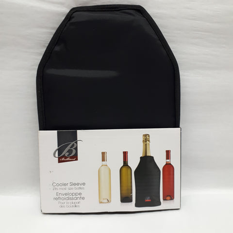 WINE COOLER SLEEVE - BLACK