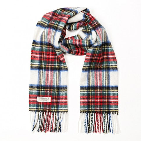 PK-Lambswool Scarf - Stewart Dress