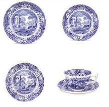 BLUE ITALIAN 20 PIECE SET