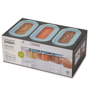 Joseph Joseph CupboardStore™ Under-Shelf Storage Container Set