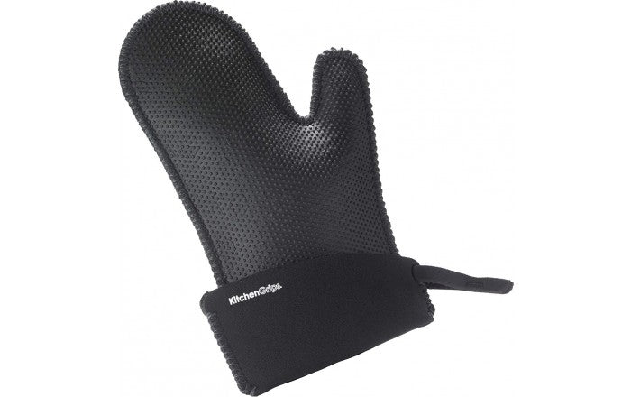 Kitchen Grips Chef Mitts Black Small