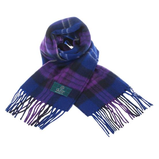 PK-Lambswool Scarf - Heritage of Scotland