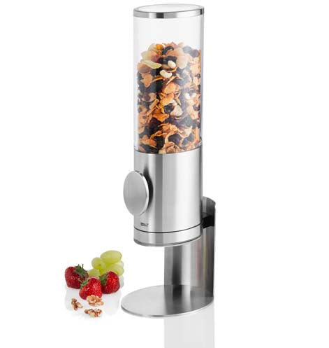 AdHoc Cereal Dispenser with Stand