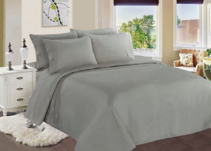 SOLID 5000 6PC SHEET SET DOUBLE