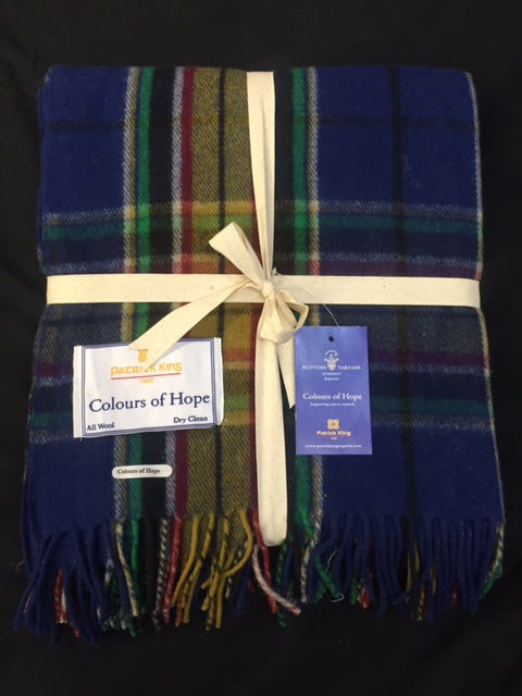 Deluxe Blanket - Colours of Hope