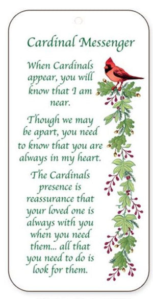 .The Magical Cardinal Ornament