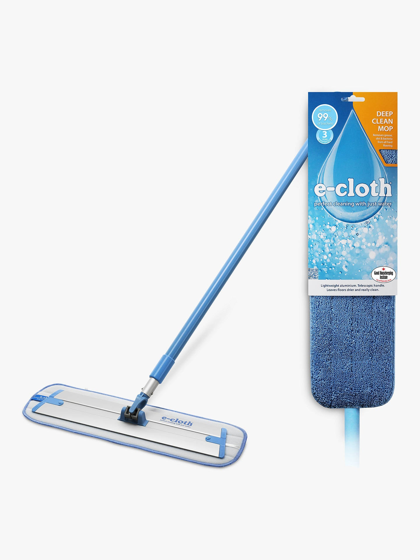 E-Cloth Deep Clean  Mop $64.99