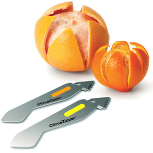 Fusionbrands Citruszipper Peel & Zest Tool
