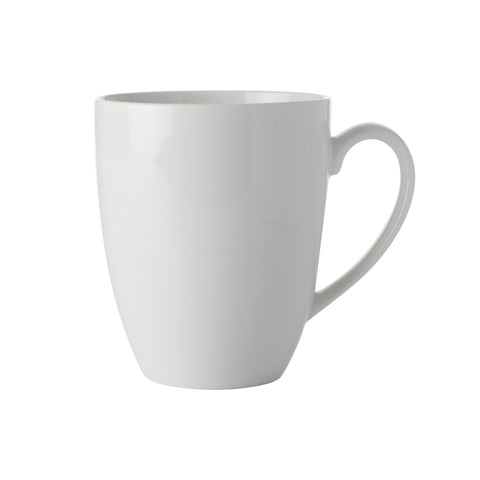 NEW WHITE BASICS COUPE MUG 450ML