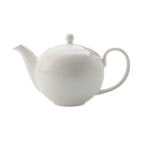 NEW WHITE BASICS TEAPOT WHITE 1L