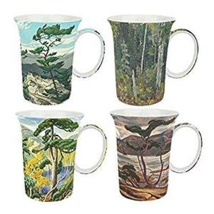 GROUP OF SEVEN MUGS SET/4