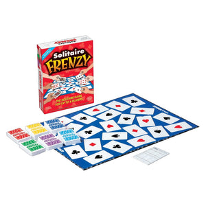 Game - Soltaire Frenzy