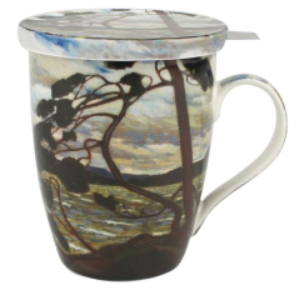 Tom Thomson West Wind Tea Mug $23.00