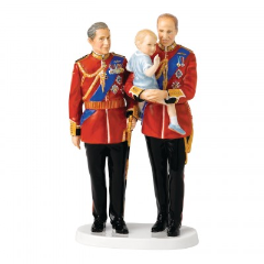 Royal Doulton Figurine Future Kings $360.00
