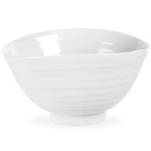 Portmeirion Sophie Conran White Small Bowl 4.5 X 2.5
