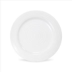 SOPHIE CONRAN  WHITE SALAD PLATE