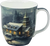 Kinkade Evening Sleighride Java Mug