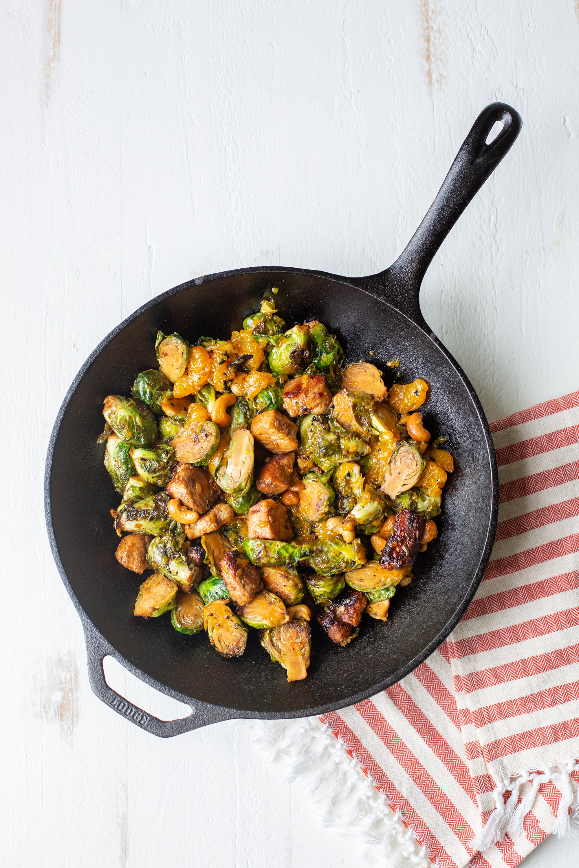 "Lodge Chef Collection 12"" Stirfry Skillet"