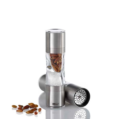 AdHoc Spice Cutter and Mill