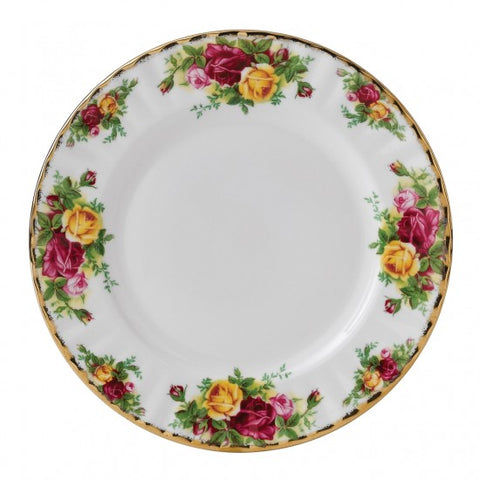 OLD COUNTRY ROSES SALAD PLATE