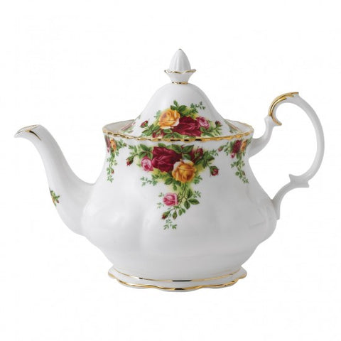 OLD COUNTRY ROSES TEAPOT 42OZ