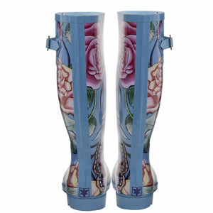 Anuschka Roses D'Amour Tall Rainboot