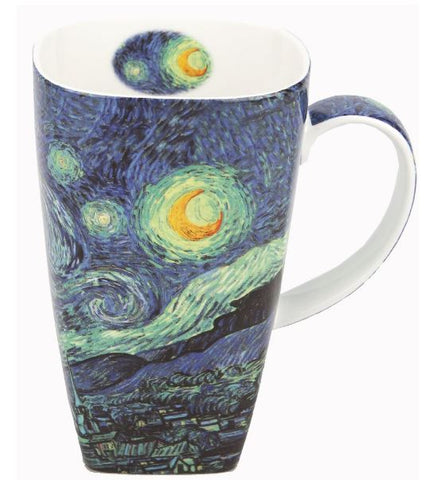 Van Gogh Starry Night Grande Mug $23.00