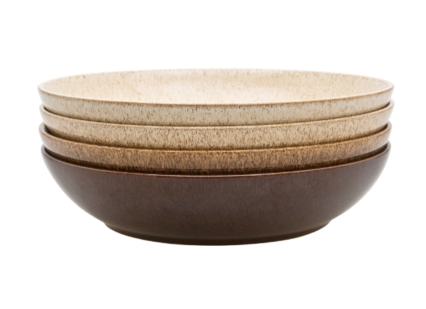 Denby Studio Craft Pasta Bowls Set of 4