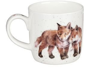 .Wrendale Mug - Born to be Wild