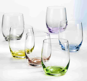 Bohemia Rainbow Old Fashion 6pc