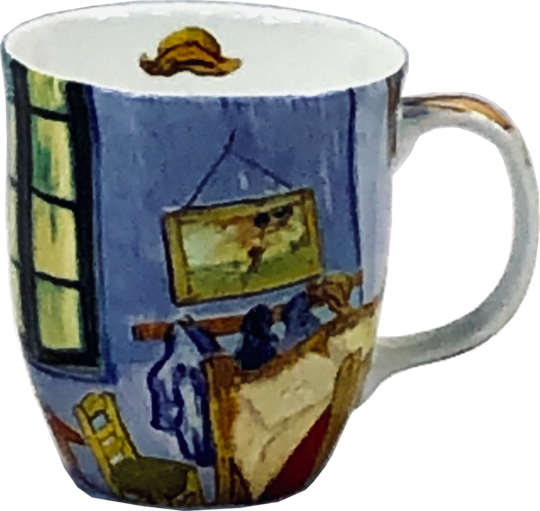 Van Gogh Bedroom at Arles Java Mug