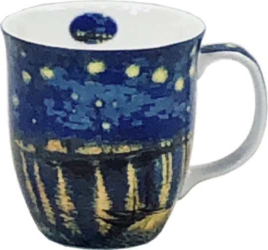 Van Gogh Starry Night Over the Rhone Java Mug