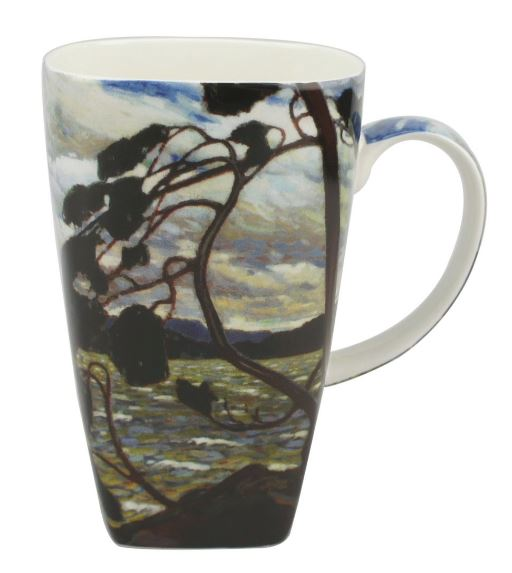 Tom Thomson West Wind Grande Mug $23.00