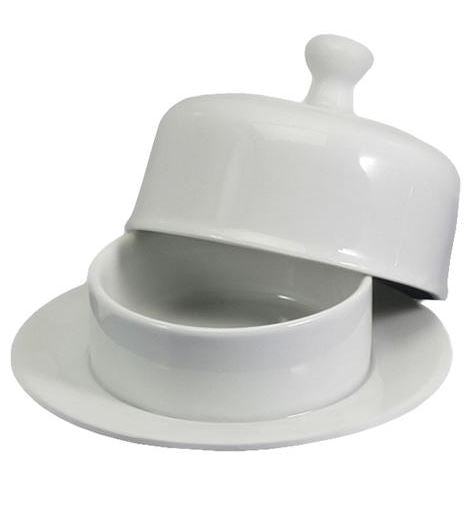 Bia Round Butter Dish