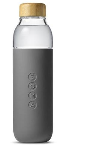 SOMA GREY WATER BOTTLE