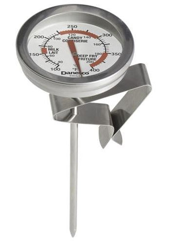 THERMOMETER W/CLIP ANALOG