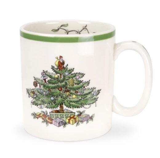 Spode Christmas Tree Mug 9oz