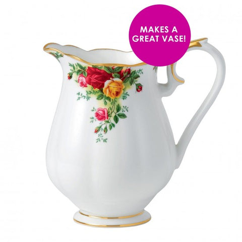 OLD COUNTRY ROSES PITCHER