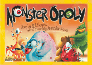 Game - Monster-opoly