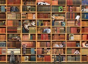 Cobble Hill - The Cat Library