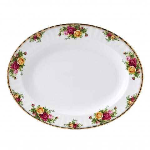Old Country Roses Platter 15: $242.00