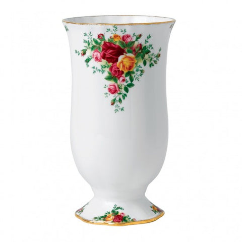 OLD COUNTRY ROSES VASE LARGE 8.7""